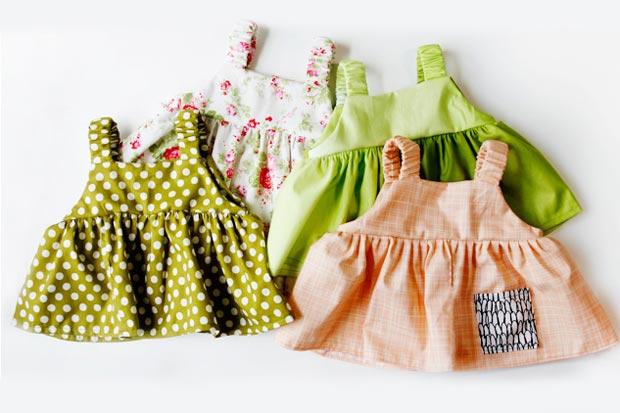 cheap for discount 46fa4 774d4 Come creare da sola accessori e vestiti estivi per bambini ...