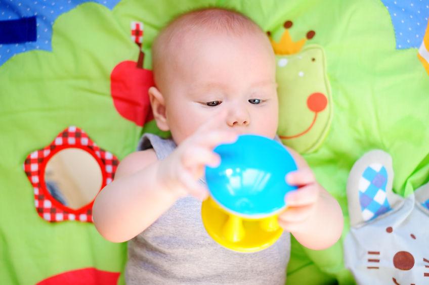 Niño de 4 meses