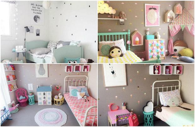 6 idee creative per dipingere le pareti della cameretta - Idee per pitturare una cameretta ...