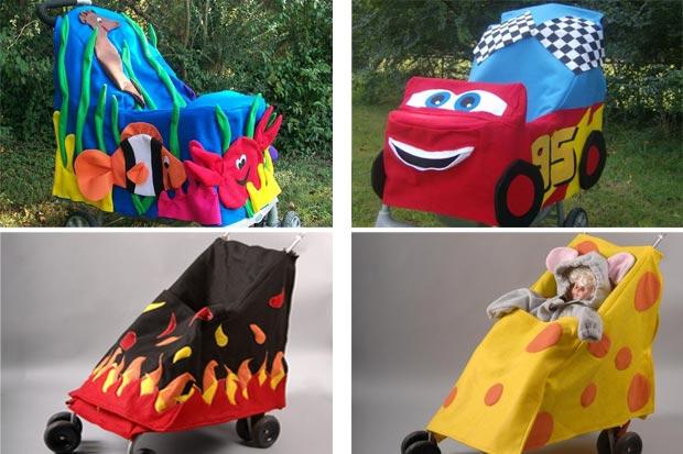 Fai da te 10 divertenti costumi di carnevale per bambini for Idee per carri di carnevale semplici