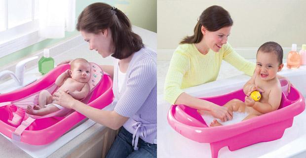 Vasca Da Bagno Per Neonati : Accessori bagnetto bambini: 6 cose furbe che possono fare comodo