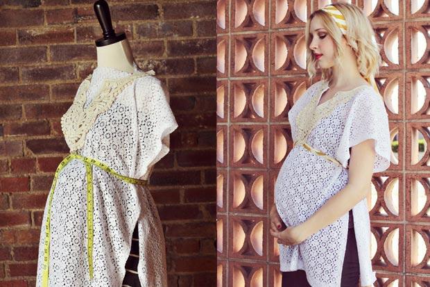 crear ropa de maternidad
