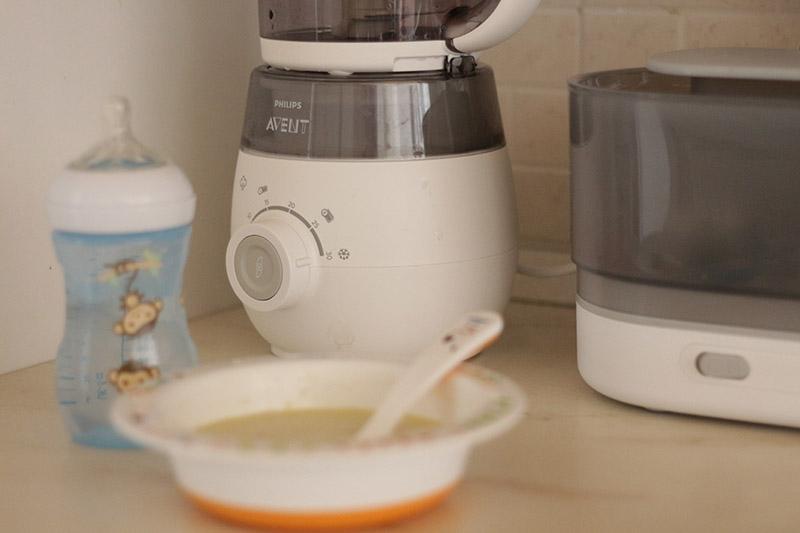 Un aiuto in cucina non solo per le prime pappe - Aiuto in cucina ...