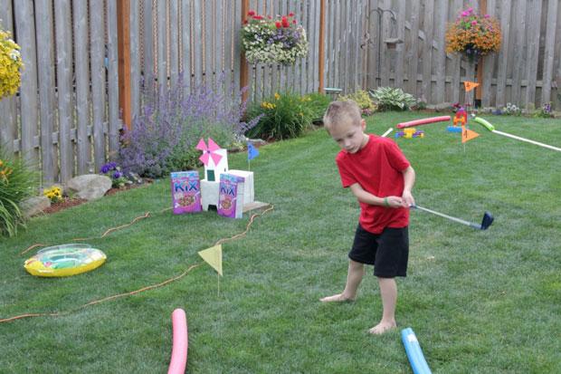 Popolare Giochi da costruire in giardino: ecco 7 splendide idee fai da te  RU47