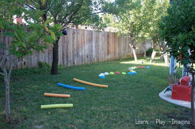 spesso Giochi da costruire in giardino: ecco 7 splendide idee fai da te  BC88