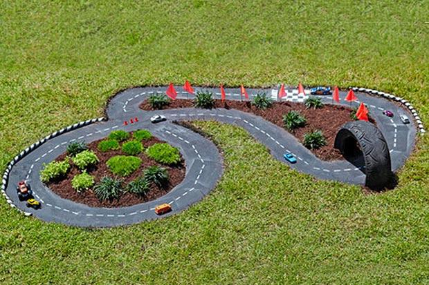 Giochi da costruire in giardino ecco 7 splendide idee fai da te periodo fertile - Costruire un giardino ...