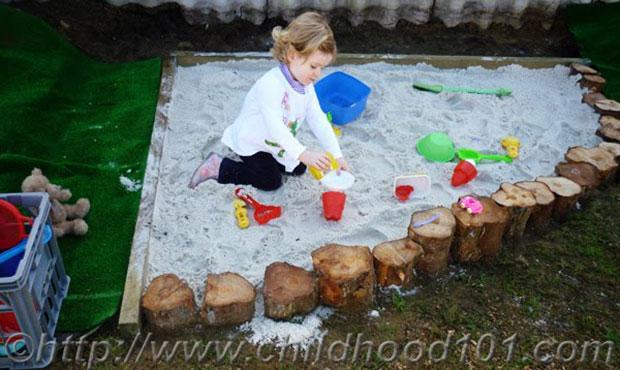 Preferenza Giochi da costruire in giardino: ecco 7 splendide idee fai da te  EP87