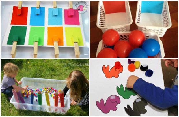 Fabuleux Attività e giochi Montessori per bambini di 2 anni - PeriodoFertile OZ07