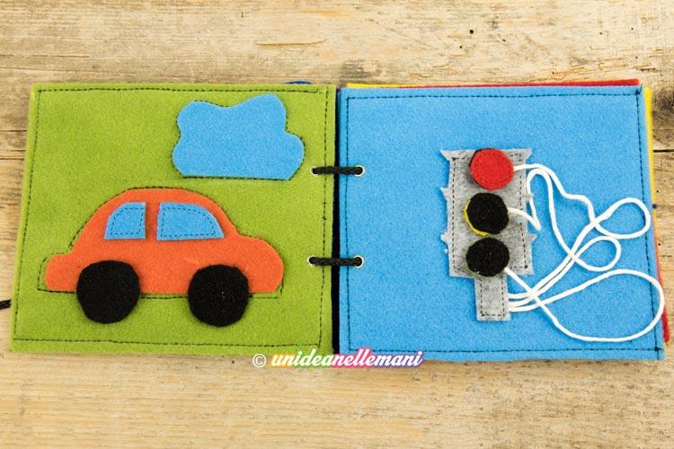 Eccezionale Metodo Montessori: giochi fai da te 6-12 mesi - PeriodoFertile.it YK58