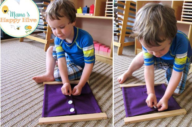 giochi Montessori per bambini 3-5 anni