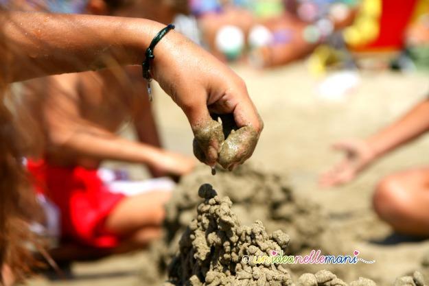 10 divertenti giochi da fare in spiaggia con bambini - Immagini di spongebob e sabbia ...
