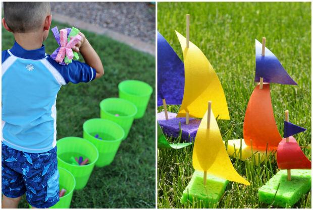 Favorito 10 divertenti giochi d'acqua per bambini, da provare  OH29