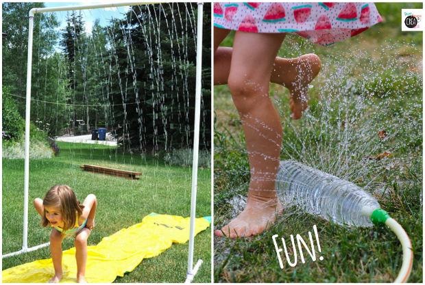 Favoloso 10 divertenti giochi d'acqua per bambini, da provare  KP92