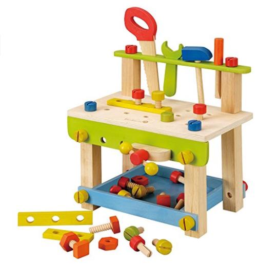 7 divertenti giochi in legno per bambini tra i pi apprezzati - Facciamo saltare i bulloni a questo divano ...