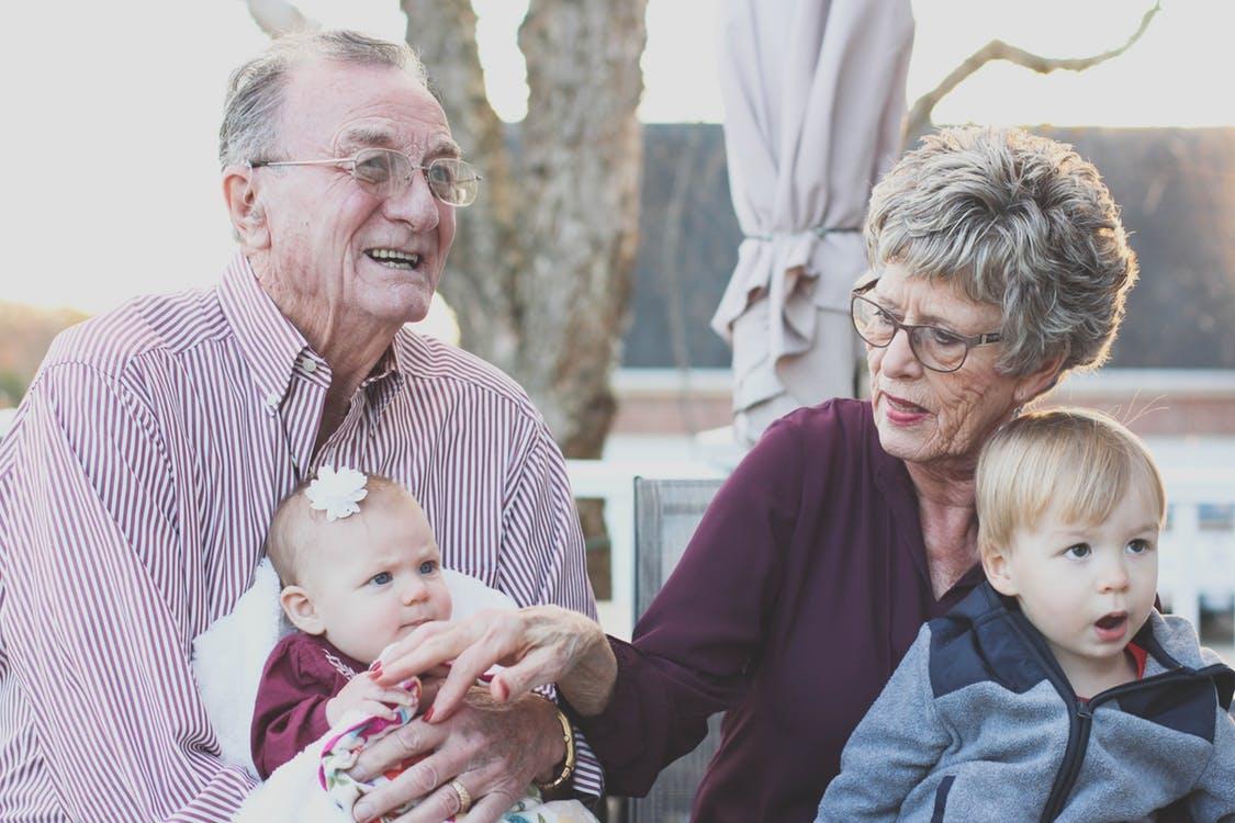 Relazioni tra nonni e bambini