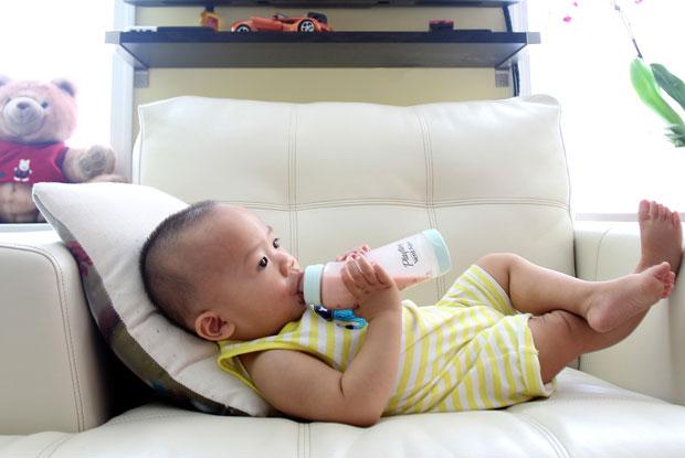 Bambino relax biberon