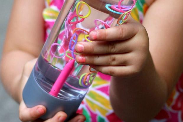 Gioco con acqua per bambini