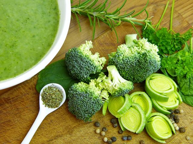 Ricette per bambini con i broccoli