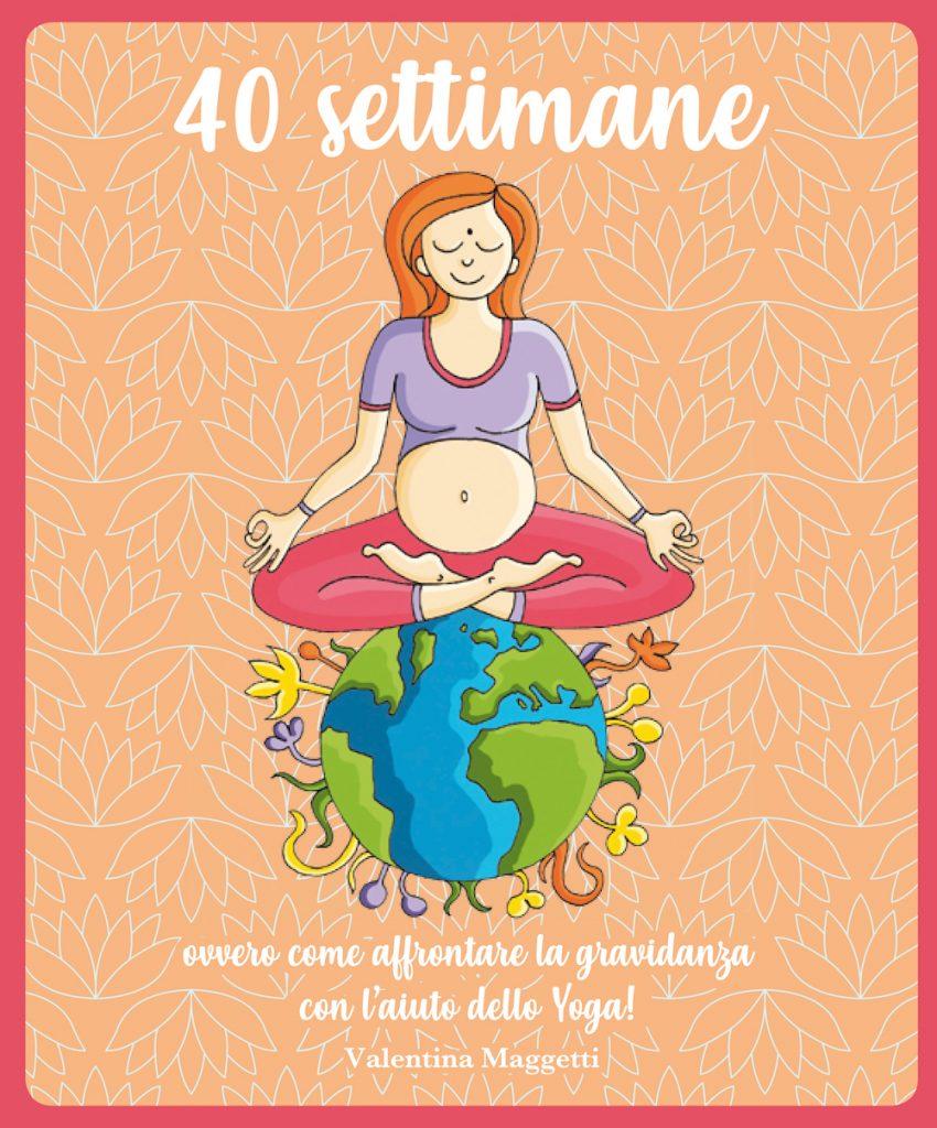 40 schede yoga gravidanza