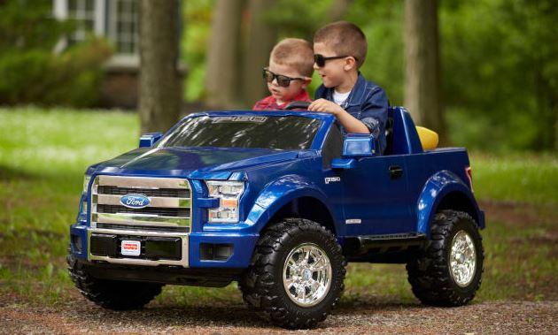 auto elettriche bambini