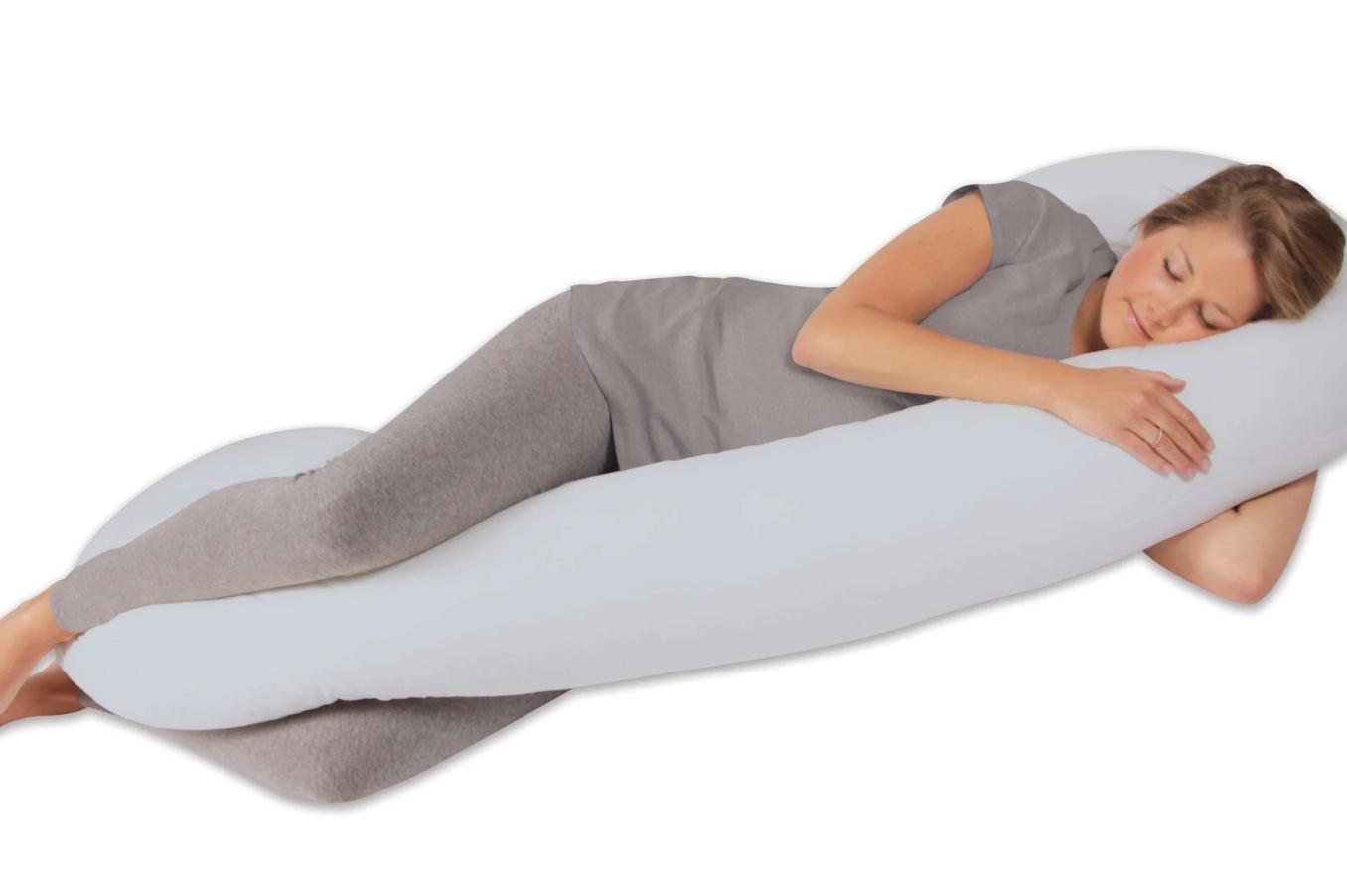Dormire Con Il Cuscino Tra Le Gambe.I 10 Migliori Cuscini Per La Gravidanza Secondo Le Mamme