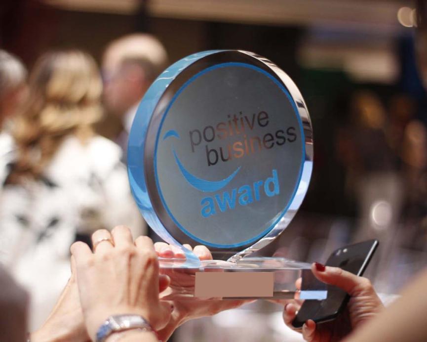 Premio de negocios positivos nutripedia