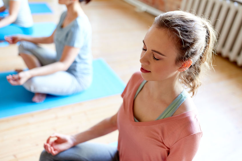 Yoga preconcepimento