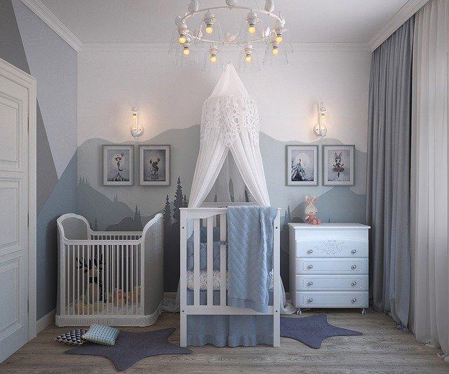 organizzare casa arrivo neonato