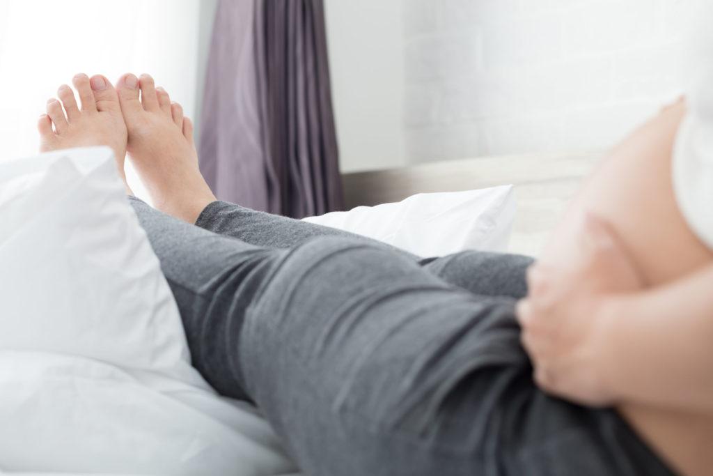 piedi gonfi gravidanza
