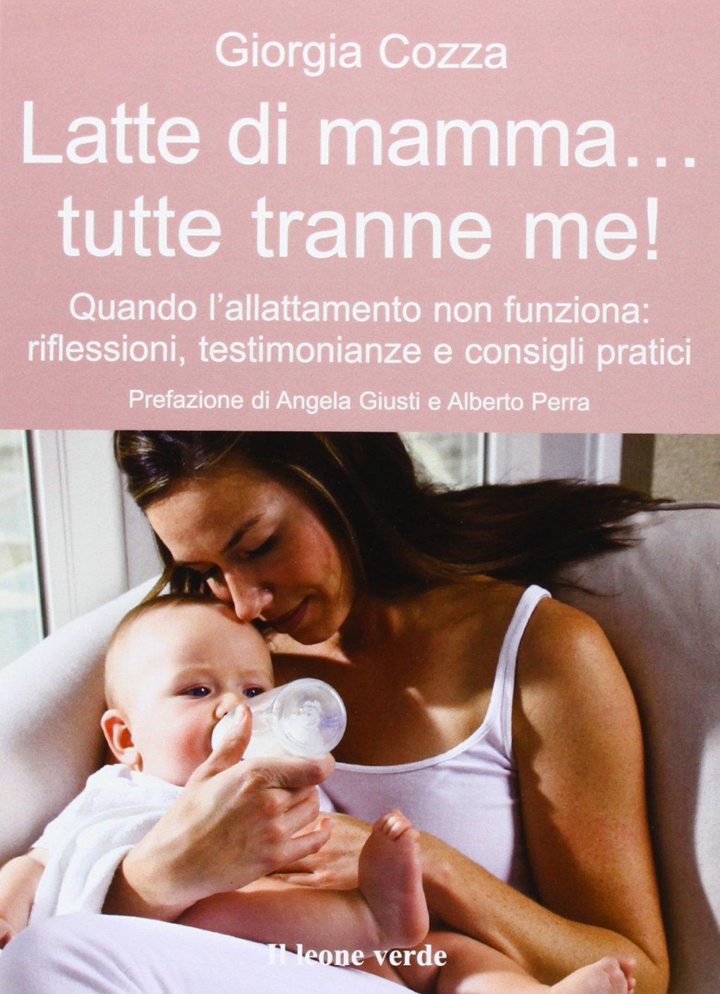 libri sull'allattamento
