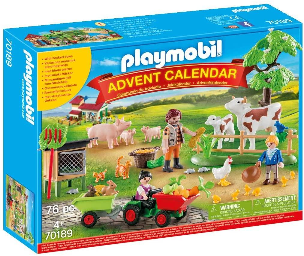 calendari avvento Playmobil