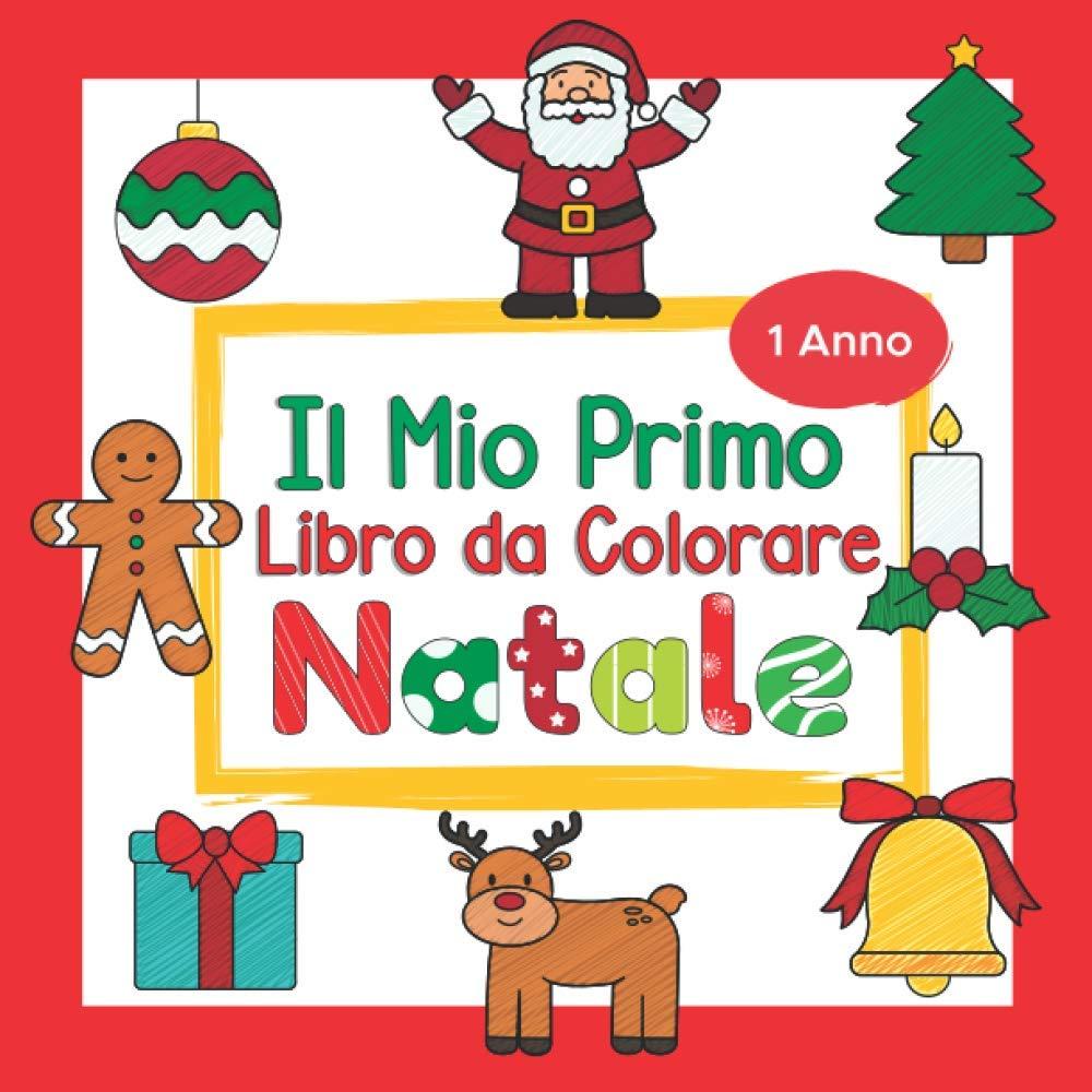 Disegni Di Natale Da Colorare Per Adulti.Libri Da Colorare Natalizi Per Grandi E Piccini