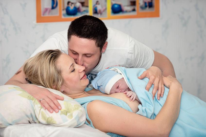organizzare il parto