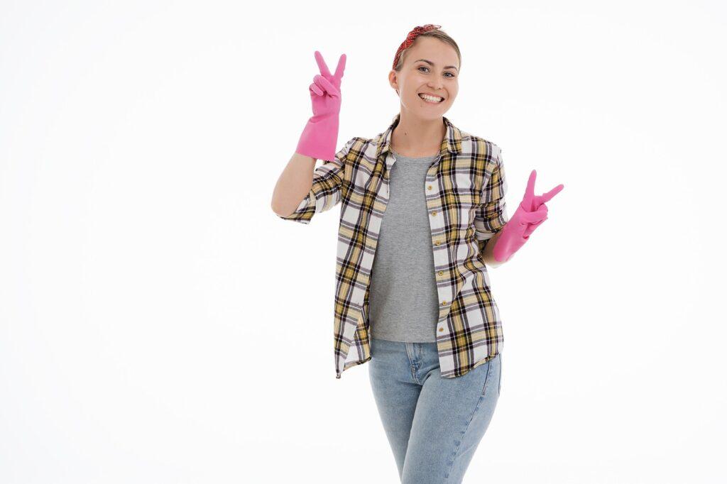 pulire la cameretta dei bambini
