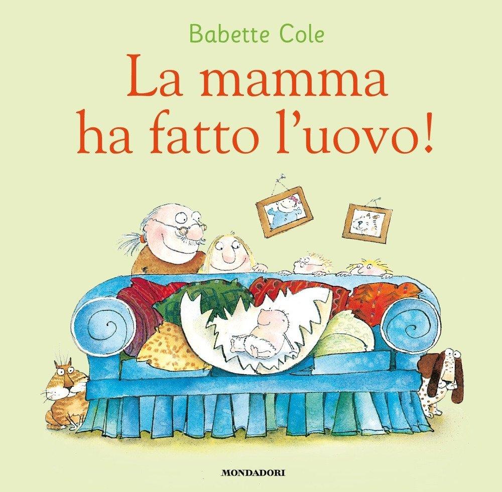 Libri per spiegare come nascono i bambini