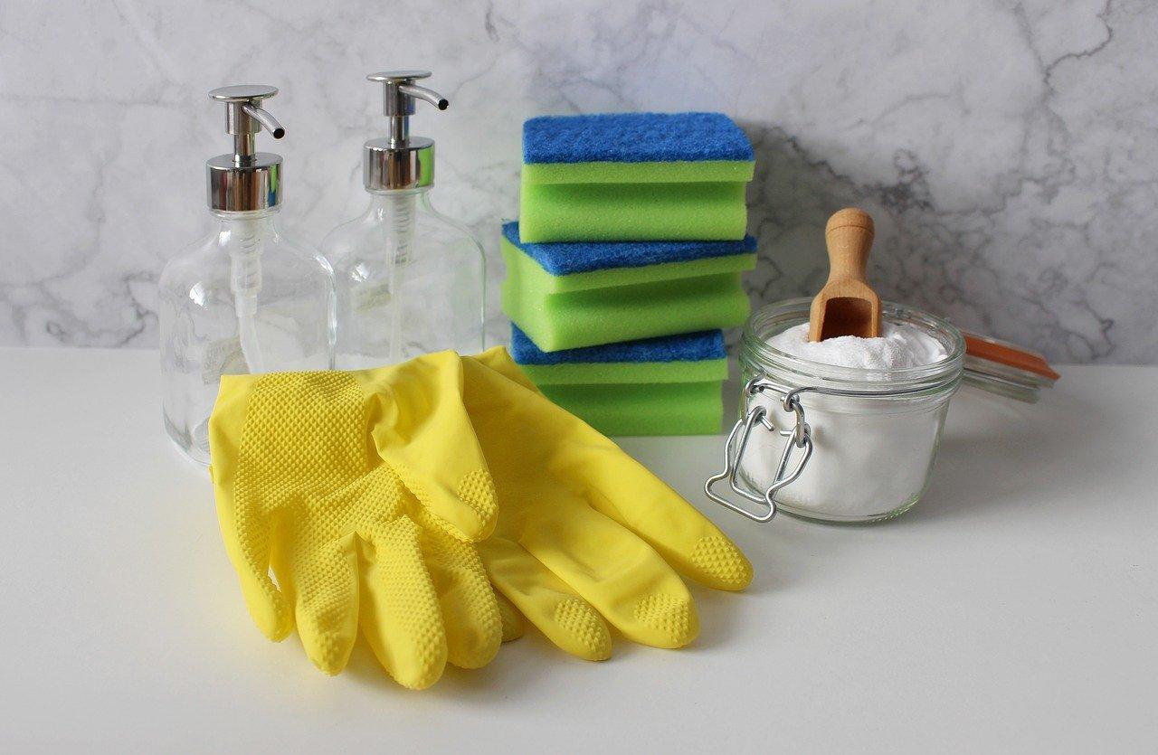 pulizie di casa in gravidanza